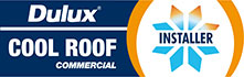 logo dulux cool roof accredited installer