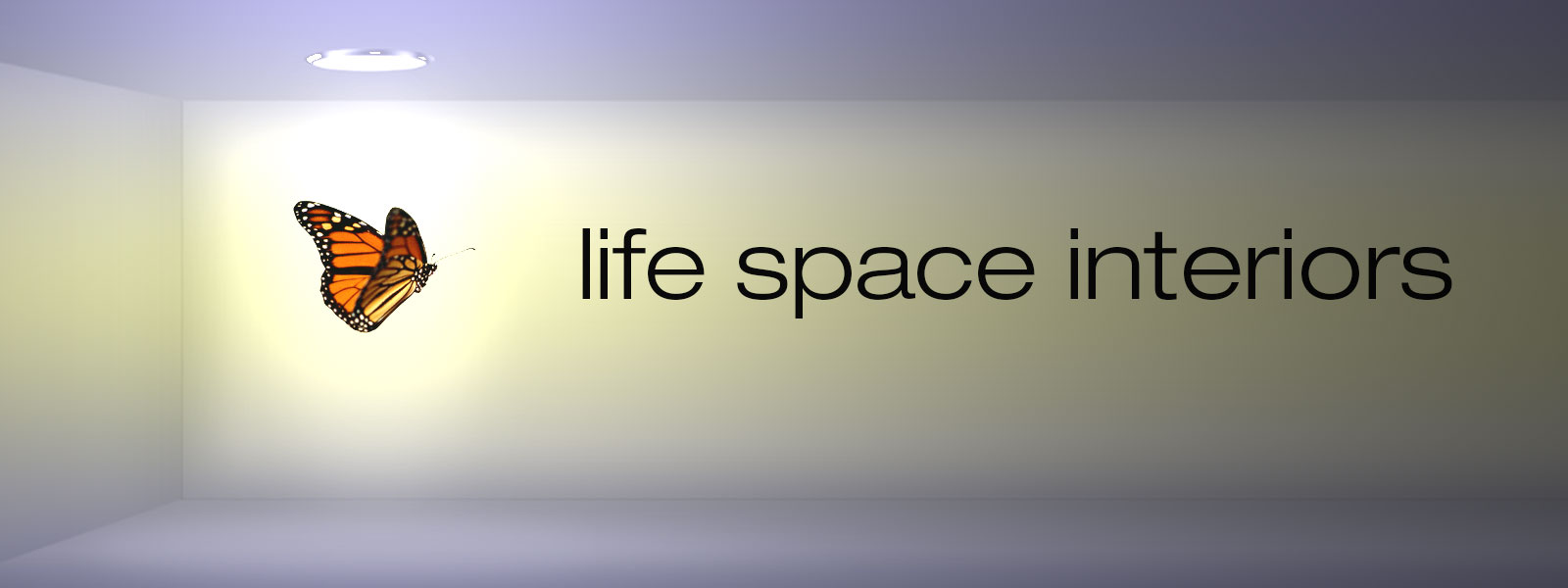 background logo life space interiors